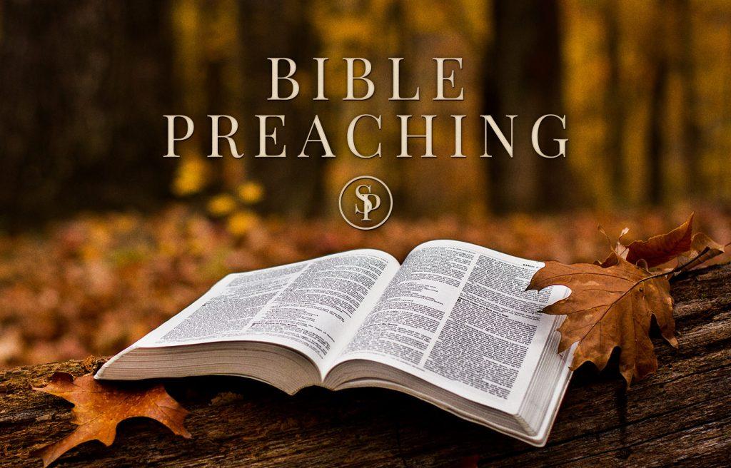 Scott Pauley Bible Preaching Slide