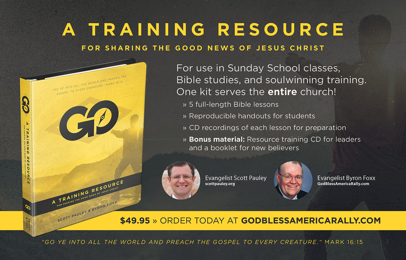 GO Resource Training Kit