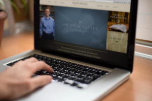New Website scottpauley.org