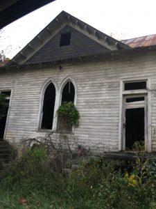 A Church in Decay