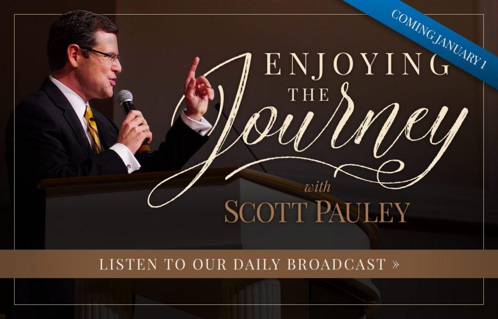 Enjoying the Journey Broadcast
