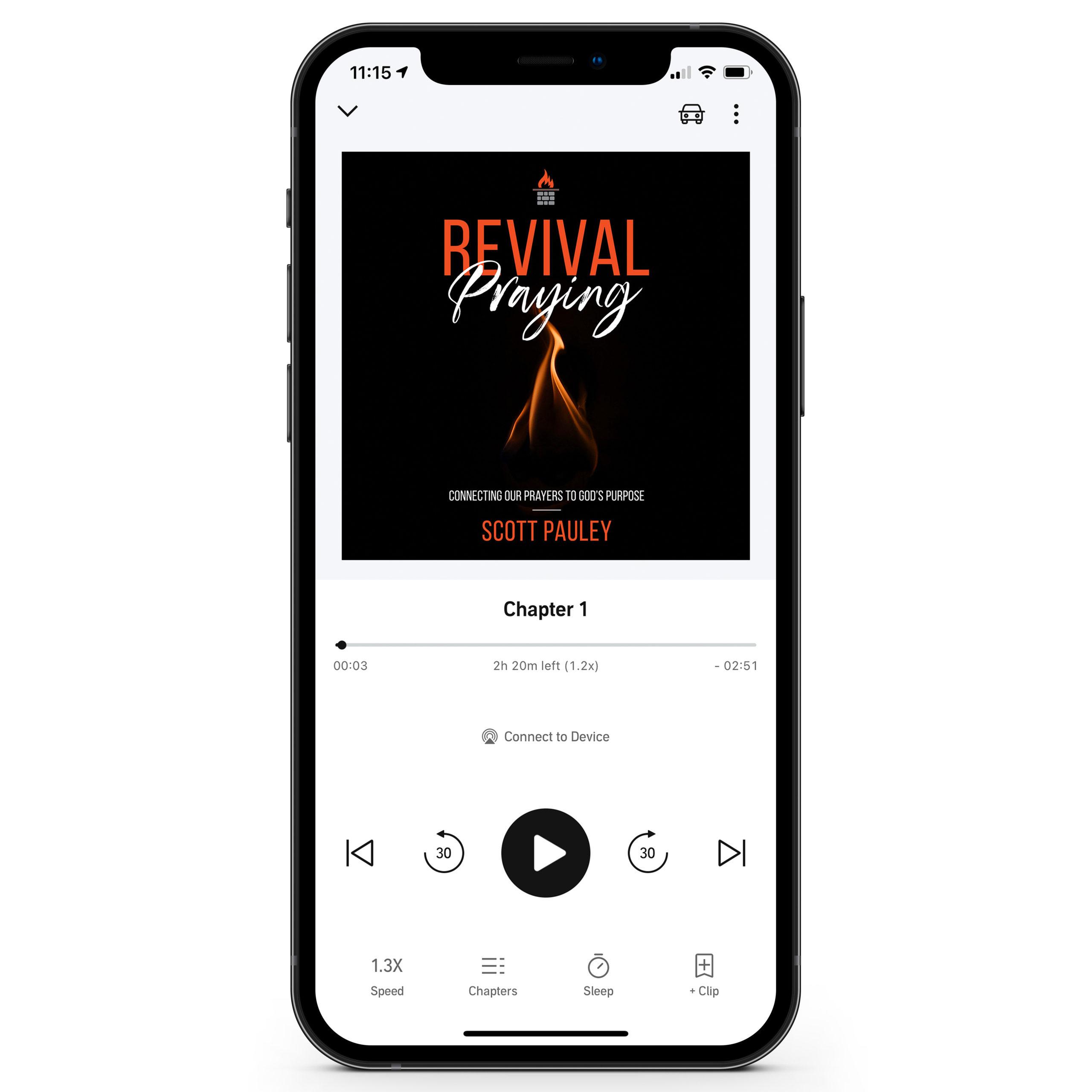 Revival-Praying-Audiobook-iPhone-12-Pro-Mockup